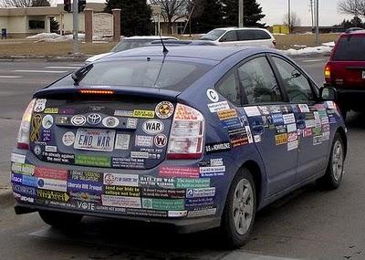 prius_bumper_stickers_galore