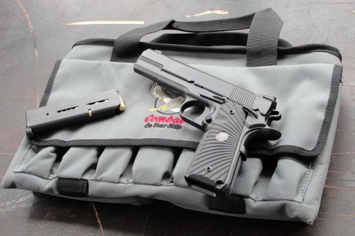 2010_SHOT_Show_-_Media_Day_at_the_Range_-_Wilson_Combat_1911_Pistol