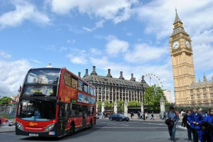 London_bus_&_Big_Ben,_18_June_2011