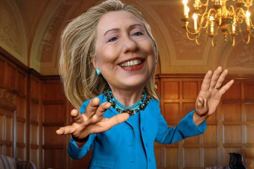 Hillary_Clinton_-_Caricature