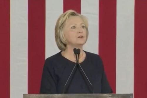 HillaryReshot