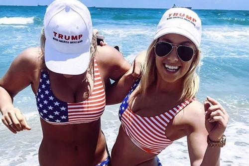 trump-babes
