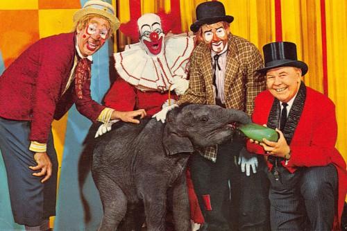 Bozos_Circus_postcard_1960s
